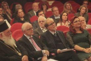 Ο Αρχιεπίσκοπος σε εκδήλωση των μελών του «Κύκλου Ελλήνων Λογοτεχνών Δικαστών»