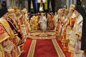 Η Θεσσαλονίκη εορτάζει πανηγυρικά τον Πολιούχο της Αγιο Δημήτριο