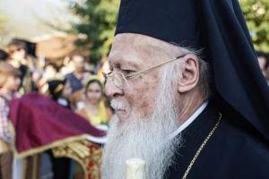 Στα εγκαίνια του νέου αεροδρομίου Κωνσταντινούπολης ο Οικ.Πατριάρχης
