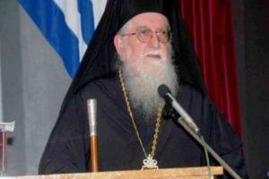 """Αιχμηρή δήλωση Κονίτσης Ανδρέα: """"Μοναδική λύση η ένωση Βορείου Ηπείρου και Ελλάδος"""""""