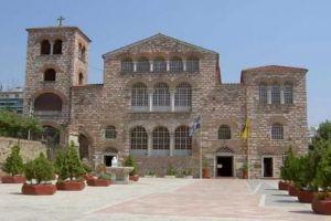 Στη Θεσσαλονίκη η Εικόνα της Παναγίας των Ελαιών και Τίμιο Ξύλο για τις εορτές του Αγίου Δημητρίου