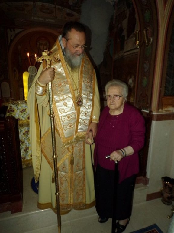 You are currently viewing Εκοιμήθη η Μητέρα του Μητροπολίτη Κορίνθου Διονυσίου