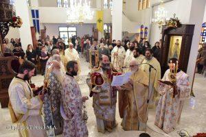 """Λαγκαδά Ιωάννης : """"Όταν ζούμε την Θεία Λειτουργία τότε βιώνουμε το περιεχόμενο της Πίστεως"""""""