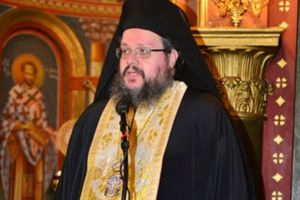 Ο Αρχιμανδρίτης Ιερώνυμος Νικολόπουλος εξελέγη νέος Μητροπολίτης Λαρίσης.