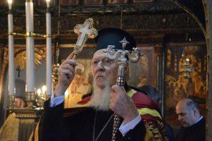 «Μυθεύματα», χαρακτήρισε ο Οικ. Πατριάρχης όσα γράφονται περί υπάρξεως άλλων κινήτρων για το Ουκρανικό