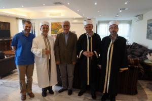 Συνάντηση του Υπ. Παιδείας κ.Γαβρόγλου με τους Μουφτήδες Διδυμοτείχου, Κομοτηνής και Ξάνθης