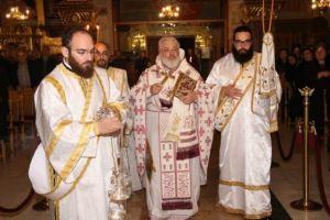 Η αρχαιοπρεπής Θεία Λειτουργία του Αγίου Ιακώβου στην Ι.Μ. Διδυμοτείχου