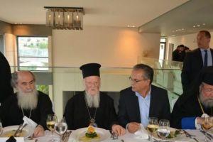 """Οικ.Πατριάρχης Βαρθολομαίος: """"Η Κρήτη δεν ανήκει αλλά είναι το Οικουμενικό Πατριαρχείο"""""""