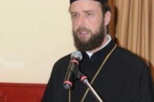 Ο Αρχιμ. Φιλόθεος Θεοχάρης Γραμματέας Α ´ της Συνόδου