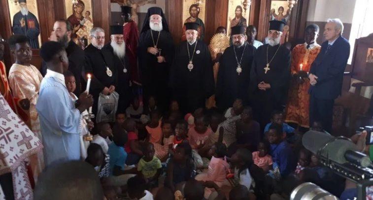 Εορτασμοί για την 14η επέτειο εκλογής του Αλεξανδρείας Θεόδωρου
