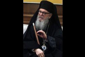 Προς αντικατάσταση του Αρχιεπισκόπου Αμερικής Δημητρίου