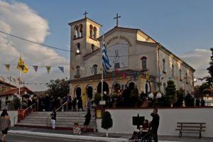 Λαμπρός εορτασμός για την Αγία Χρυσή Αλμωπίας