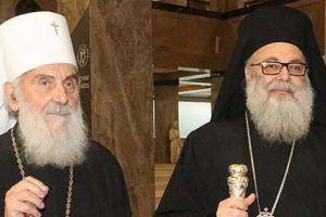 Οι Πατριάρχες Αντιοχείας και Σερβίας ζητούν- τώρα (;)-διάλογο για το ουκρανικό