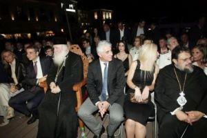 Παρουσία του Αρχιεπισκόπου η αναπαράσταση της Ναυμαχίας του Ναυαρίνου