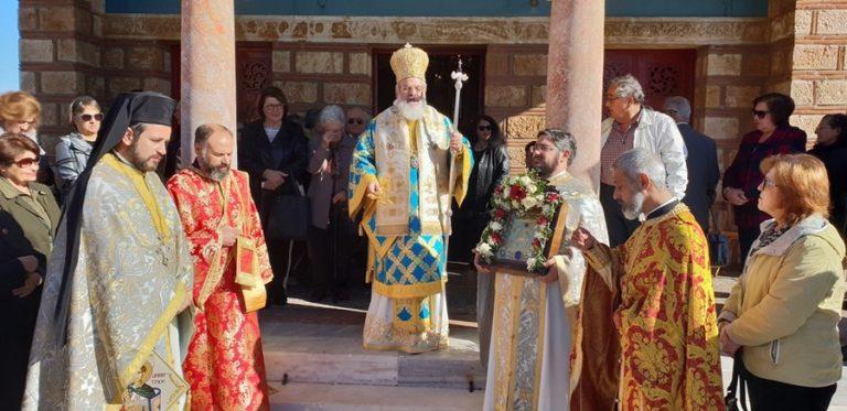 Η εορτή του Αγίου Δημητρίου στην Σύρο με τον Σεβ. Βρεσθένης Θεόκλητο