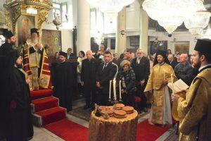 """Οικουμενικός Πατριάρχης: """"Η δύναμις της Μεγάλης Εκκλησίας δεν είναι κοσμική"""""""