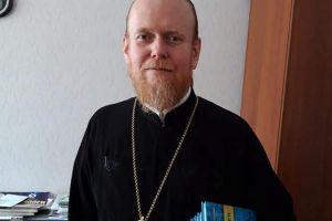 """Επίσκοπος Ευστράτιος: """"Η Εκκλησία της Ρωσίας ακολουθεί την πορεία της απομόνωσης"""""""