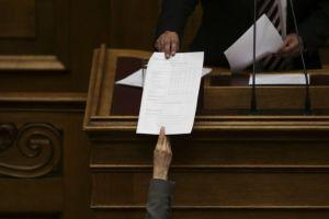 Οι προτάσεις ΣΥΡΙΖΑ για το Σύνταγμα: Η Εκκλησία, η εκλογή ΠτΔ από τον λαό, το όριο θητείας στους βουλευτές