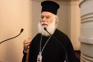 Ο Πατριάρχης Αλεξανδρείας Θεόδωρος «τερμάτισε» το κοντέρ νέων Επισκόπων