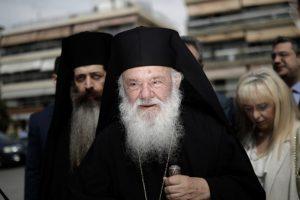 Κινητικότητα στην αρχιεπισκοπή για την αναθεώρηση:Συναντήσεις Ιερωνύμου με Μητροπολίτες