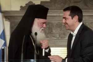 Ο Αρχιμ. Ρωμανός Αναστασιάδης σχολιάζει τα γεγονότα – Μαξίμου: Στηρίζει Ιερώνυμο κι ετοιμάζει νομοσχέδιο-ματ για τα εργασιακά