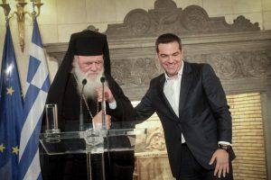 Η Ένωση Θεολόγων για συμφωνία Τσίπρα – Ιερώνυμου: Απαξιωτική η συμπεριφορά του Κράτους