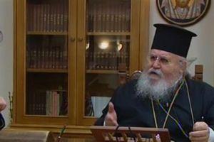 Μητροπολίτης Καισαριανής Δανιήλ στον ΑΝΤ1: τα παραπτώματα στην εκκλησιαστική ζωή δεν παραγράφονται
