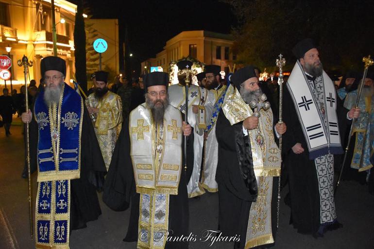 You are currently viewing Η Χίος εορτάζει και τιμά τους πολιούχους της Αγίους Βίκτωρες: Μηνά, Βίκτωρα και Βικέντιο
