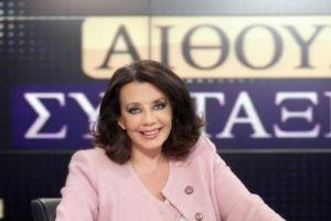 """Ακριβοπούλου στην ΕΡΤ: """"Ζητώ δημόσια συγγνώμη αδίκησα τους Μητροπολίτες"""""""