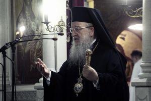 """Θεσσαλονίκης Άνθιμος: """"Δεν έπρεπε να τεθεί το θέμα της Εκκλησίας αυτή την ώρα"""""""