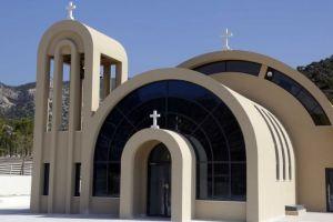 Οξύτατο κοινωνικό πρόβλημα έλυσε η κατασκευή νέου Κοιμητηρίου στο Δήμο Γλυφάδας- •Ο Θανάσης Μαρτίνος μέγας ευεργέτης της Γλυφάδας
