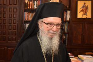 Ο Αρχιεπίσκοπος Δημήτριος καλεί έκτακτη τηλεδιάσκεψη της Εκτελεστικής Επιτροπής