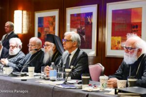 Για το ναό του Αγίου Νικολάου συζήτησε η Εκτελεστική Επιτροπή της Αρχιεπισκοπής Αμερικής μέσω τηλεδιάσκεψης