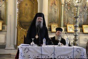 Πατρών Χρυσόστομος προς τους Ιερείς του και το λαό: «Καμία συμφωνία δεν υπογράφηκε, έχετέ μας εμπιστοσύνη»