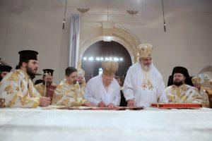 Εγκαίνια του νέου Καθεδρικού Ναού στο Βουκουρέστι παρουσία του Οικουμενικού Πατριάρχη