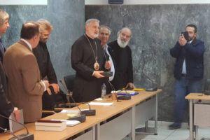 Ο Μητροπολίτης Προύσης Ελπιδοφόρος εκλέχτηκε ομόφωνα καθηγητής στο Αριστοτέλειο