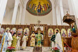 Η εορτή των Εισοδίων της Θεοτόκου στην Ι. Μητρόπολη Λαγκαδά