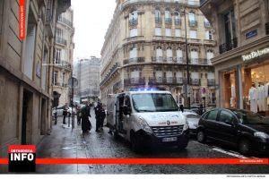 Συνέβη εις Παρισίους… Εκκενώθηκε ο ελληνορθόδοξος καθεδρικός ναός για την απειλή βόμβας