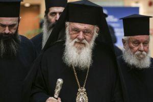 Αρχιεπίσκοπος Ιερώνυμος: Δεν θα γίνει τίποτε αν δεν συναινέσει η Ιεραρχία