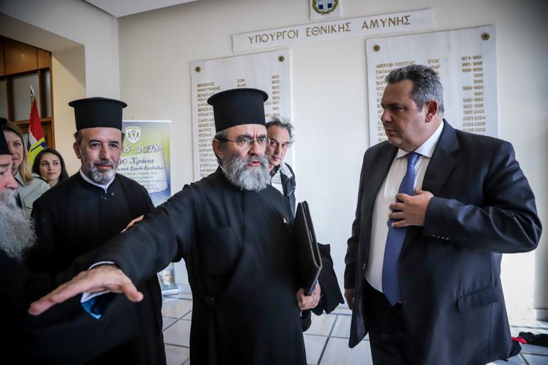 "You are currently viewing Πάνος Καμμένος: ""Τα αιτήματα των Ιερέων είναι δίκαια"""