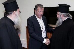 """Στ.Θεοδωράκης: """"Οι μισθοί των Ιερέων πρέπει να είναι εξασφαλισμένοι"""""""