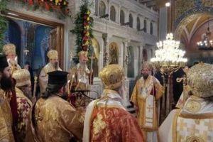 Λαμπρός εορτασμός του Πολιούχου της Πάτρας Αγίου Ανδρέα