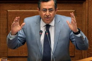 Νικολόπουλος: Η εθνική ύπαρξή μας βασίζεται, αδιαπραγμάτευτα, στην Ορθοδοξία και την γλώσσα