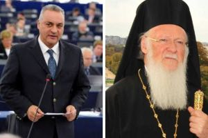 Απάντηση στο Μανώλη Κεφαλογιάννη απότην Φεντερίκα Μογκερίνι για στήριξη στο Οικουμενικό Πατριαρχείο: