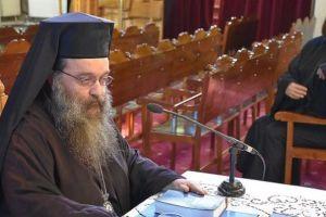 Ο Χίου Μάρκος στη σύναξη των Ιερέων της Χίου : «Η Πολιτεία οφείλει την ταυτότητα και την ελευθερία της στην Εκκλησία»