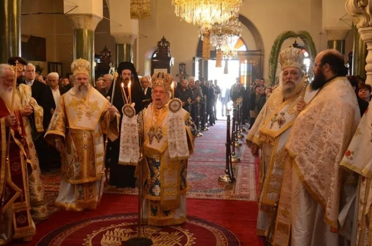 You are currently viewing Η Παναγία η Χρυσοπολίτισσα στη Νάξο εορτάστηκε με δόξα και τιμή