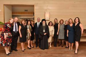 Εκδήλωση για την ενίσχυση της ιστορικής Ι.Μ. Αγίας Αικατερίνης του Ορους Σινά