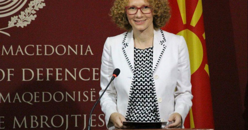 You are currently viewing Και εις ανώτερα… Η Υπ. Άμυνας ΠΓΔΜ: Να μην ακούγεται το «Μακεδονία ξακουστή»
