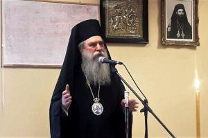 """ΣΠΑΡΤΗΣ ΕΥΣΤΑΘΙΟΣ: """"Δεν είχα φανταστεί οτι ο Αρχιεπίσκοπος θα μας ανακοίνωνε τετελεσμένα απο την τηλεόραση"""""""