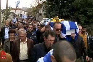 Κωνσταντίνος Κατσίφας: Η Βόρεια Ήπειρος τον αποχαιρέτησε με τιμές ήρωα – Πάνδημη θλίψη